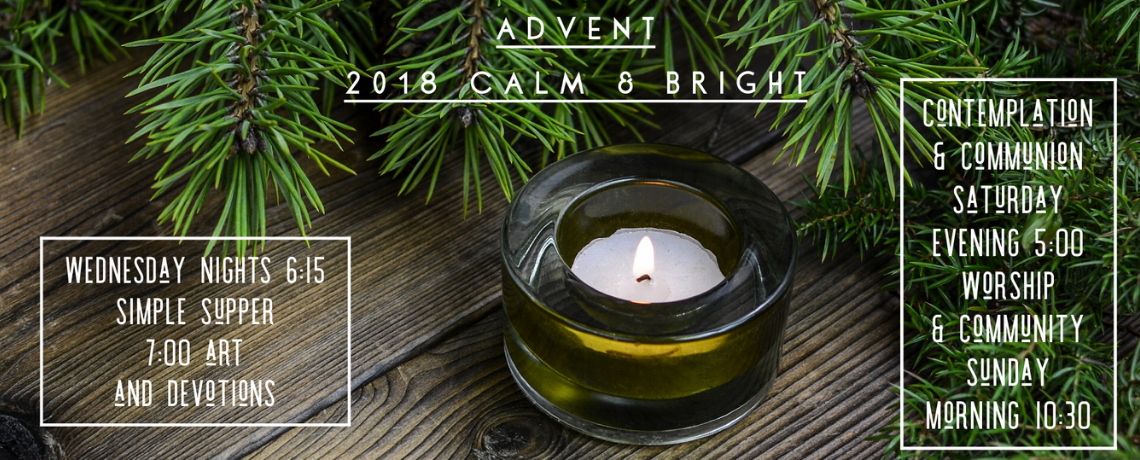 Advent at Roots
